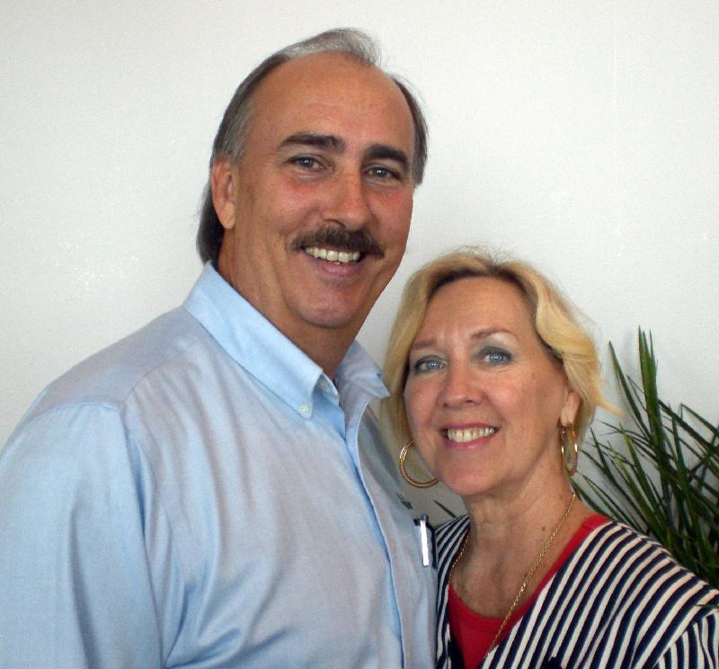 Paul and Linda Pickern
