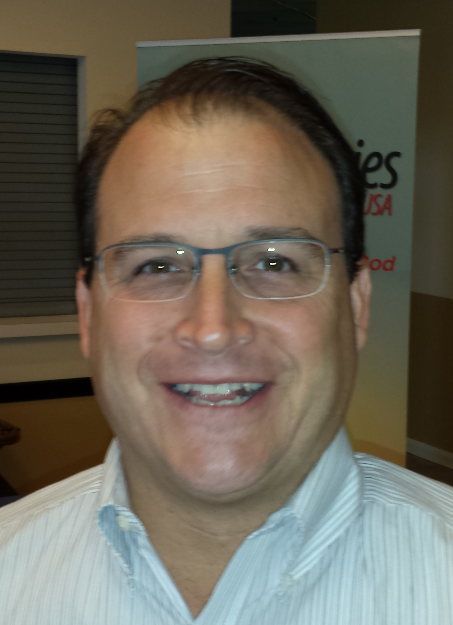 Pastor Nick Plummer