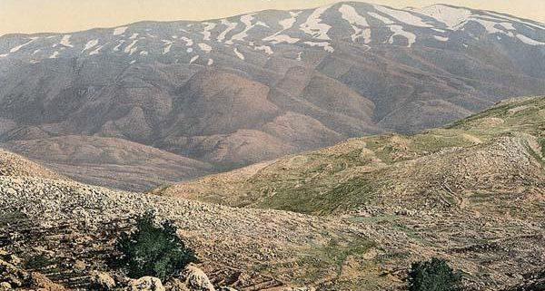 hermon Mount