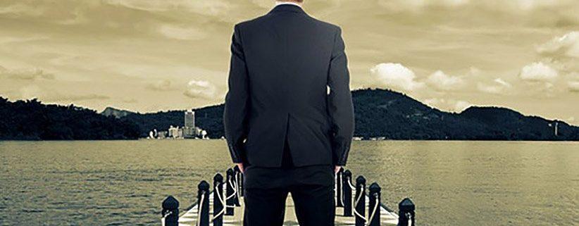 man of dock