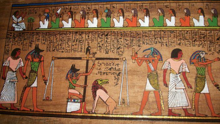 God vs gods of Egypt