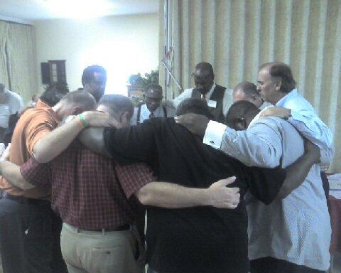 ALL Pro Pastors Praying